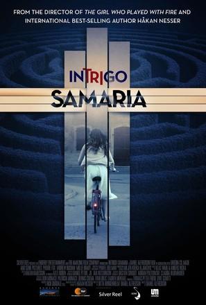 Intrigo: Samaria - Swedish Movie Poster (thumbnail)
