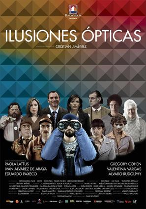 Ilusiones ópticas - Chilean Movie Poster (thumbnail)