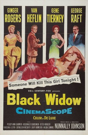 Black Widow - Movie Poster (thumbnail)
