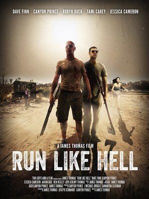 Run Like Hell - Movie Poster (thumbnail)