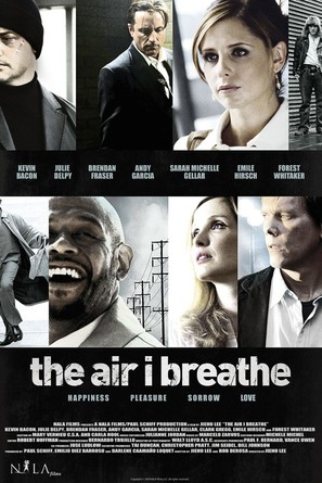 The Air I Breathe - Movie Poster (thumbnail)