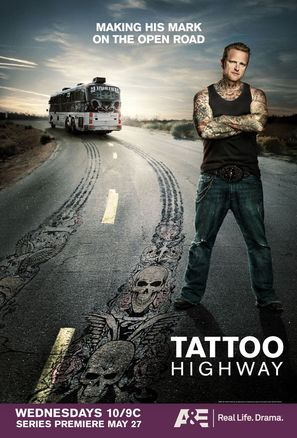 """Tattoo Highway"" - Movie Poster (thumbnail)"