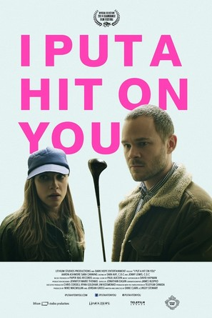 I Put a Hit on You - Canadian Movie Poster (thumbnail)