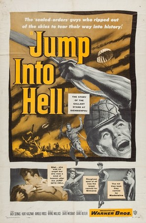 Jump Into Hell - Movie Poster (thumbnail)