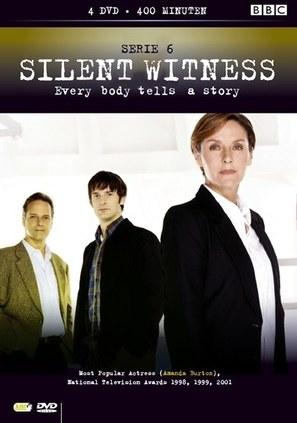 """""""Silent Witness"""" - Belgian DVD cover (thumbnail)"""
