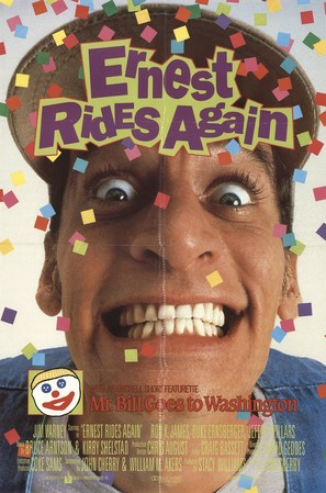 Ernest Rides Again - Movie Poster (thumbnail)