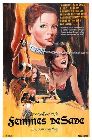 Femmes de Sade - Movie Poster (thumbnail)