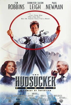 The Hudsucker Proxy - Movie Poster (thumbnail)