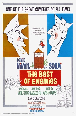 The Best of Enemies - Movie Poster (thumbnail)