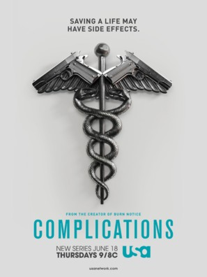 """""""Complications"""" - Movie Poster (thumbnail)"""