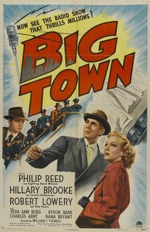 Big Town - Movie Poster (thumbnail)