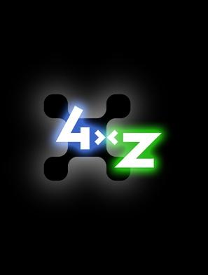 """""""4 gegen Z"""" - German poster (thumbnail)"""