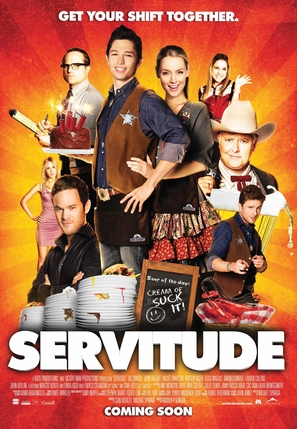 Servitude - Canadian Movie Poster (thumbnail)