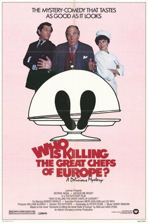 Who Is Killing the Great Chefs of Europe? - Movie Poster (thumbnail)