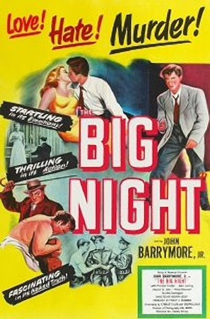 The Big Night - Movie Poster (thumbnail)