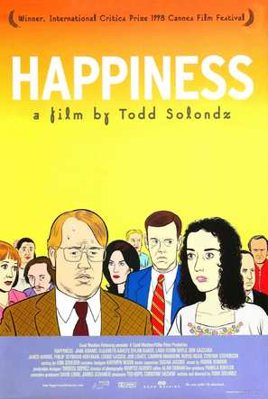Happiness - Movie Poster (thumbnail)