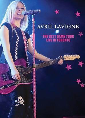Avril Lavigne: The Best Damn Tour - Live in Toronto - Movie Cover (thumbnail)