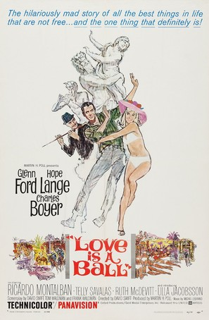 Love Is a Ball - Movie Poster (thumbnail)
