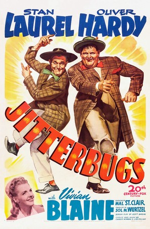 Jitterbugs - Movie Poster (thumbnail)