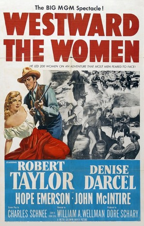 Westward the Women - Movie Poster (thumbnail)