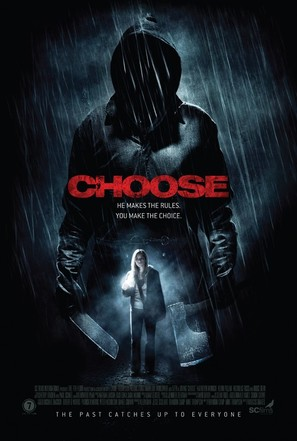 Choose - Theatrical movie poster (thumbnail)