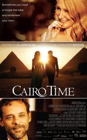 Cairo Time - Canadian Movie Poster (thumbnail)