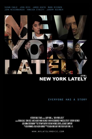 New York Lately - Movie Poster (thumbnail)