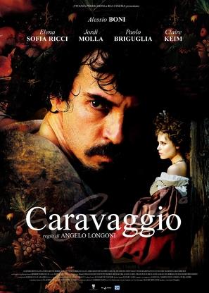 Caravaggio - Italian Movie Poster (thumbnail)