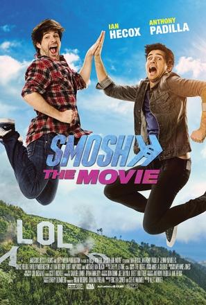 Smosh: The Movie - Movie Poster (thumbnail)