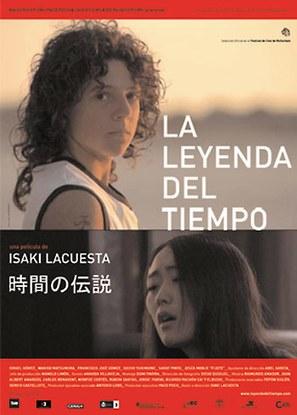 Leyenda del tiempo, La - Spanish poster (thumbnail)