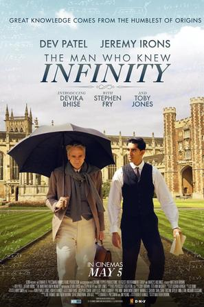 The Man Who Knew Infinity - Australian Movie Poster (thumbnail)