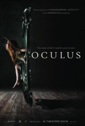 Oculus - Movie Poster (thumbnail)