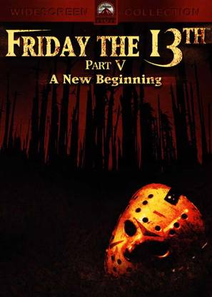 Friday the 13th: A New Beginning - Movie Cover (thumbnail)