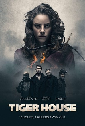 Tiger House - British Movie Poster (thumbnail)