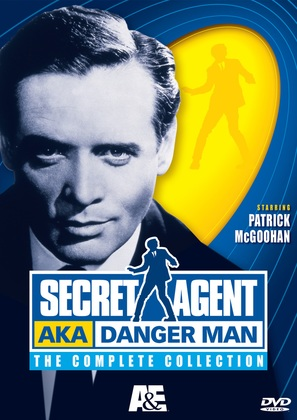 """""""Danger Man"""" - DVD movie cover (thumbnail)"""