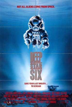 DeepStar Six - Movie Poster (thumbnail)