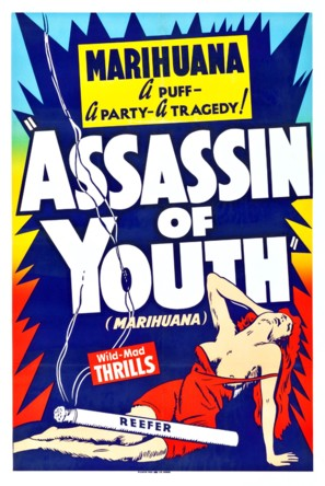 Assassin of Youth - Movie Poster (thumbnail)