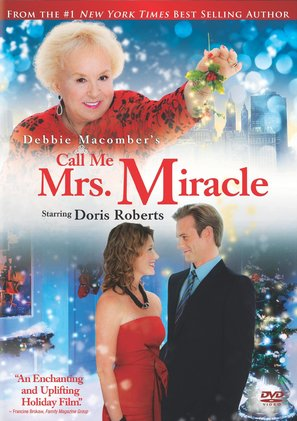 Call Me Mrs. Miracle - DVD movie cover (thumbnail)