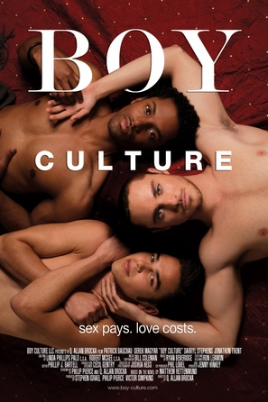 Boy Culture - Movie Poster (thumbnail)