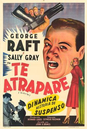 Escape Route - Argentinian Movie Poster (thumbnail)