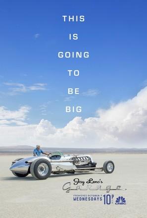 """Jay Leno's Garage"" - Movie Poster (thumbnail)"