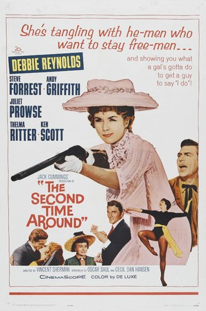 The Second Time Around - Movie Poster (thumbnail)