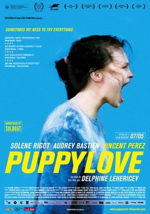Puppy Love - Belgian Movie Poster (thumbnail)