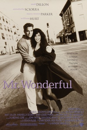Mr. Wonderful - Movie Poster (thumbnail)