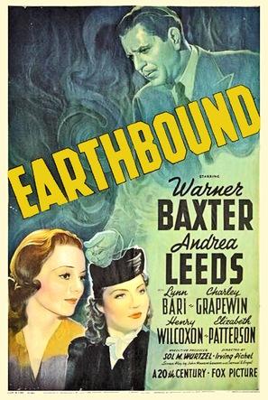 Earthbound - Movie Poster (thumbnail)