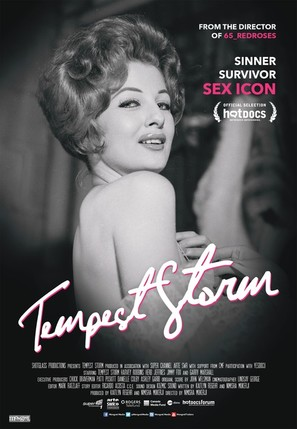 Tempest Storm - Canadian Movie Poster (thumbnail)