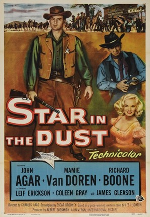 Star in the Dust