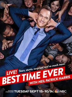 """""""Best Time Ever with Neil Patrick Harris"""" - Movie Poster (thumbnail)"""