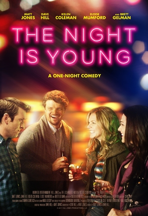 The Night Is Young - Movie Poster (thumbnail)