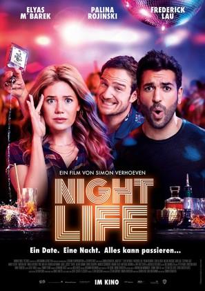 Nightlife - German Movie Poster (thumbnail)